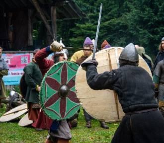 Głodówka. Wojowie Słowian i Wikingów, pojedynki, a na koniec wielka bitwa [ZDJĘCIA]