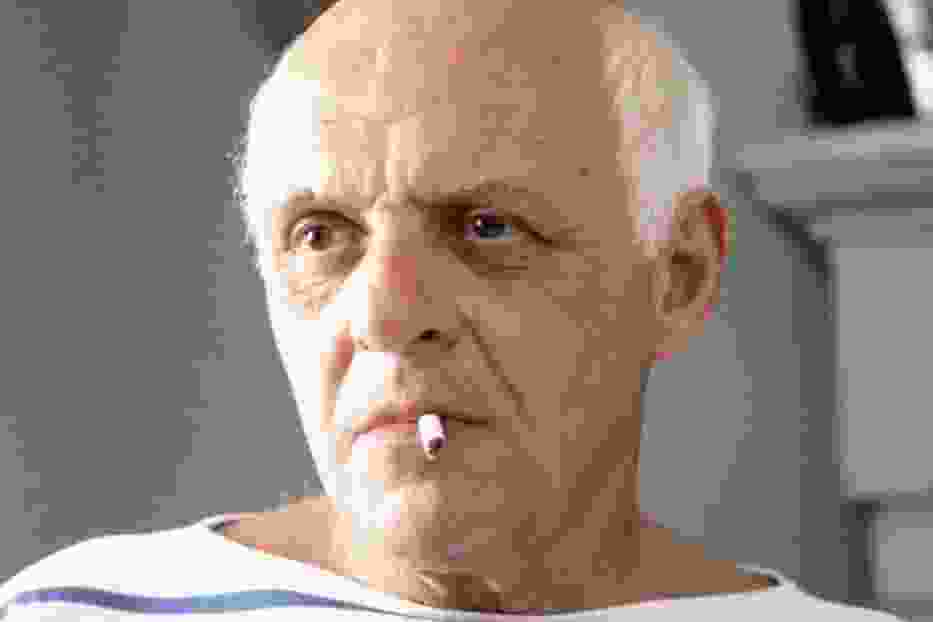 Anthony Hopkins zagrał Pablo Picasso