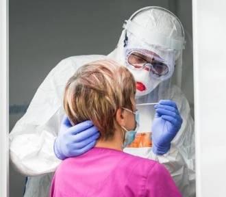 Szpital polowy powstaje w Lubuskiem. Będzie miał 150 łóżek