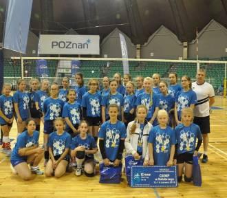 Kolejny sukces młodych siatkarek ze Śmigla w prestiżowym turnieju