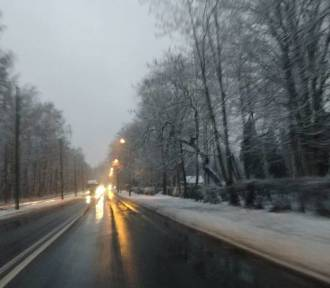 Oleśnica. Będzie bardzo ślisko na drogach i chodnikach!