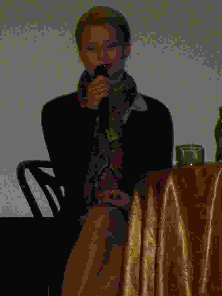 Małgorzata Kożuchowska odpowiada na pytania widzów w Kinie Etiuda w Ostrowcu Świętokrzyskim