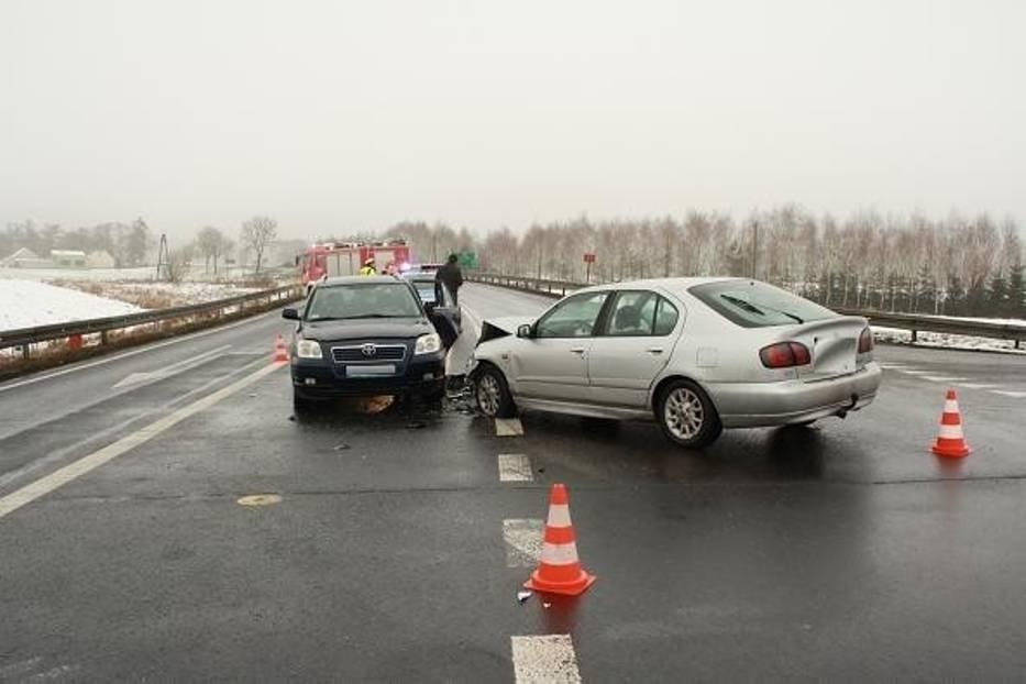 Do wypadku doszło około 7 rano w środę