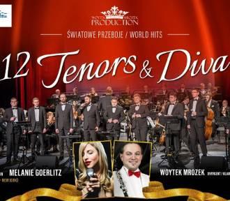 12 TENORS & DIVA we Wrocławiu w Teatrze Polskim już w marcu!