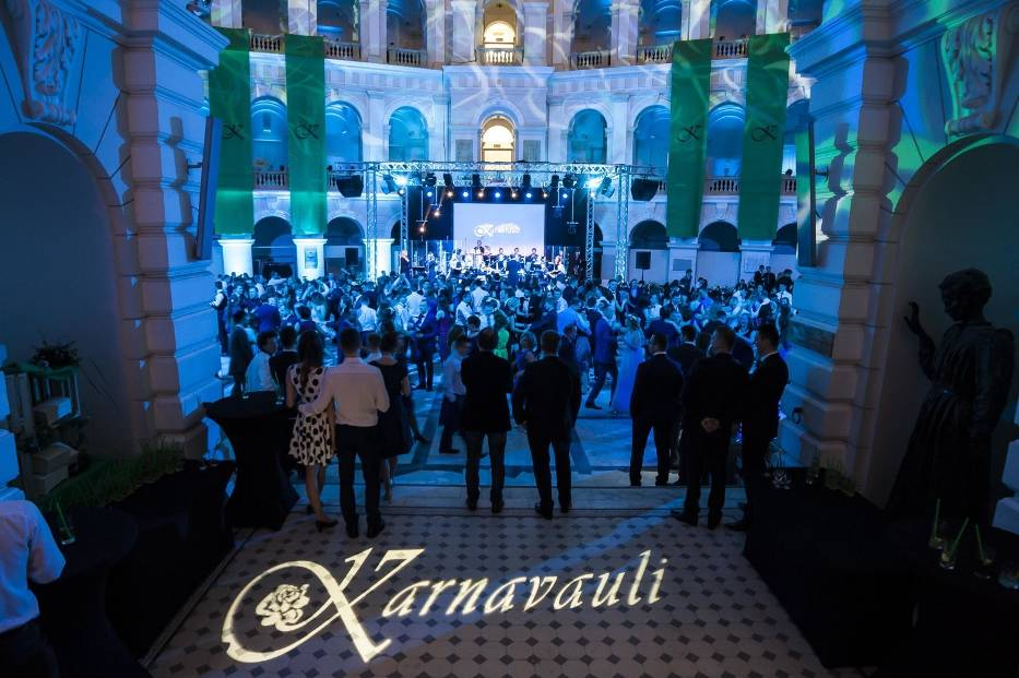 Karnavauli 2016. Zobacz zdjęcia i film z szampańskiej imprezy na Politechnice [FOTO,WIDEO]