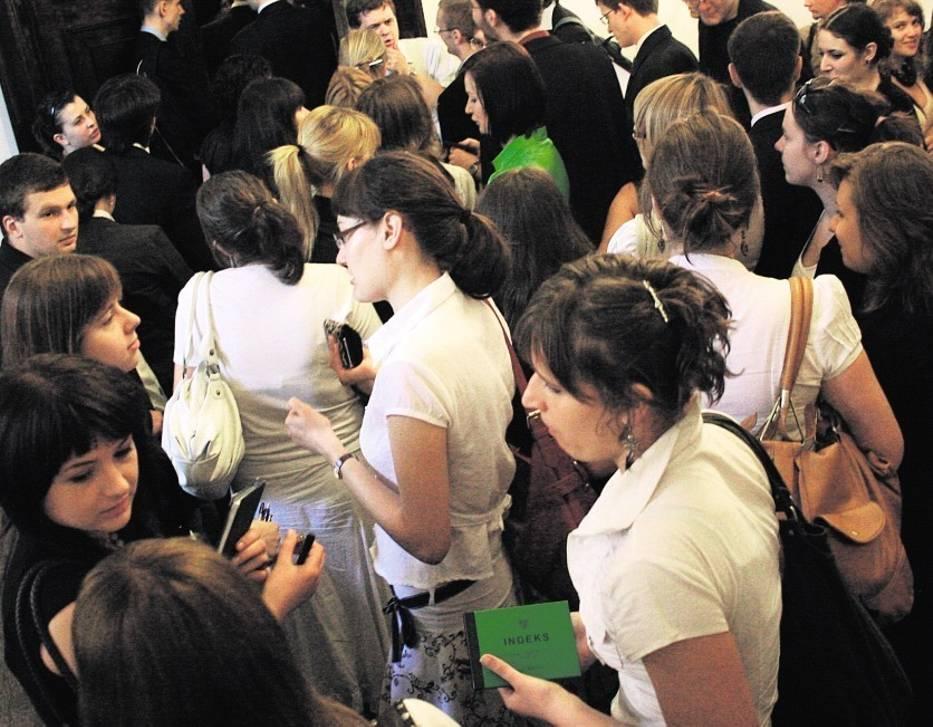 Różnice między uczelniami technicznymi i humanistycznymi powoli się zacierają