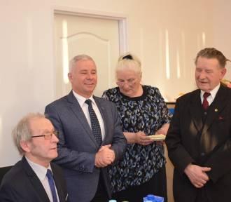 Spotkanie noworoczne Związku Kombatantów w Kraśniku