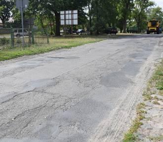 Mieszkańcy nadal walczą o remont drogi w Kunowie