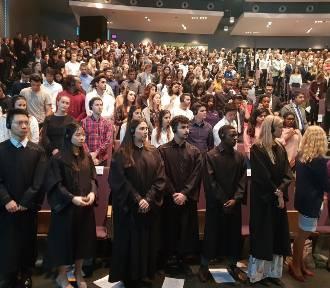 Inauguracja roku akademickiego w Uniwersytecie Medycznym