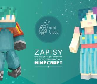 Twoje dziecko lubi Minecrafta? Zapisz je na bezpłatne zajęcia we Wrocławiu (GDZIE? KIEDY?)