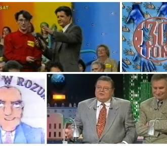 Te programy 20 lat temu oglądały miliony!