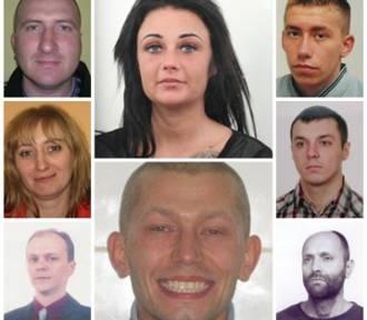 Oto mordercy i morderczynie poszukiwani w całej Polsce (ZOBACZ ZDJĘCIA)