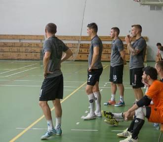 Gatta Active z AZS Uniwersytet Warszawski w meczu towarzyskim