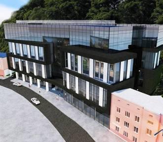 Nowa siedziba miejskich urzędników: najpierw burzenie, później budowanie