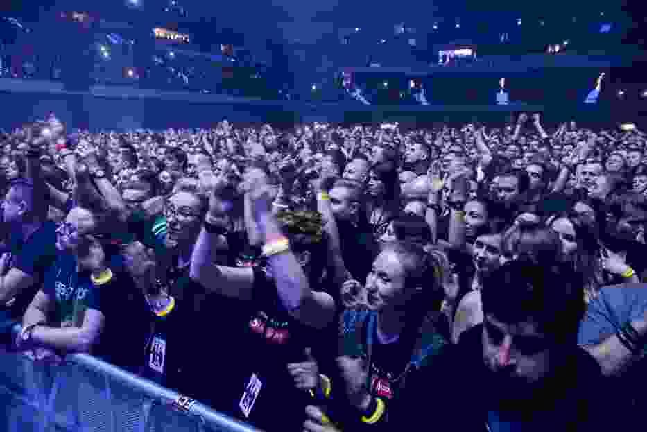 Koncert Depeche Mode w Ergo Arenie