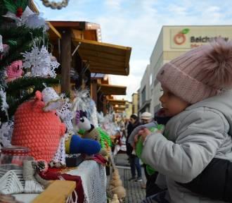 Sobota na Jarmarku Świątecznym w Bełchatowie [ZDJĘCIA, FILM]