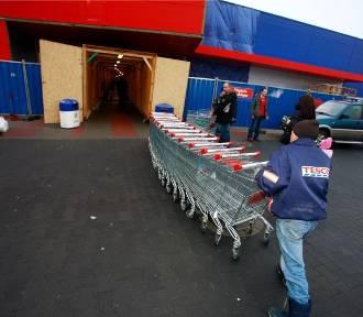 Kaufland przejmie sklepy Tesco? Wniosek do UOKiK