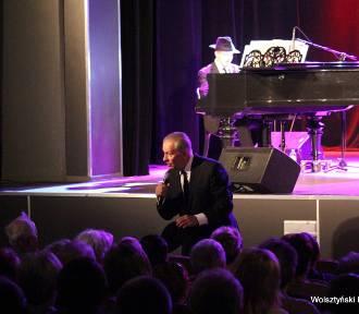 Recital Tomasza Stockingera w Wolsztyńskim Domu Kultury