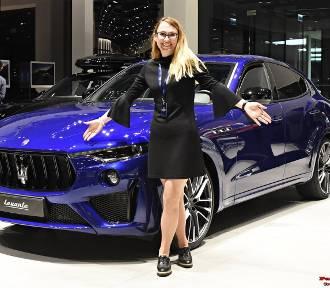 Katowice: Pierwsza w Polsce prezentacja Maserati Levante GTS [ZDJĘCIA]. To najmocniejszy SUV-a