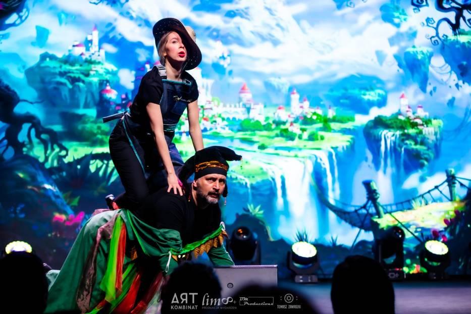 Miłośnicy teatralnych improwizacji będą mogli znów oglądać grupę Teatr ITO na scenie Monolis