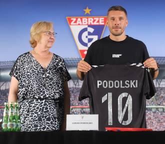 """Łukasz Podolski w Zabrzu. """"Górnik będzie ostatnim klubem w mojej karierze"""""""