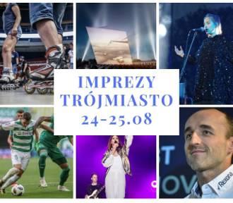 Najciekawsze imprezy w Trójmieście 24-25.08