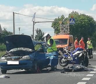 Tragiczny wypadek w miejscowości Skłóty pod Kutnem. Nie żyje dwóch mężczyzn