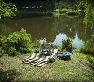 Czy można łowić ryby w koszalińskim parku i na terenie Wodnej Doliny? Wyjaśniamy