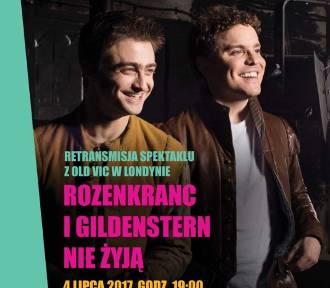 """""""Rozenkranc i Gildenstern nie żyją"""" – retransmisja spektaklu w ramach 42. ZLT (ZAPROSZENIE)"""