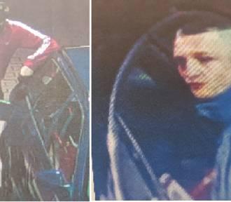 Zatankowali i uciekli. Policja szuka mężczyzn ze zdjęć monitoringu. Rozpoznajesz ich?