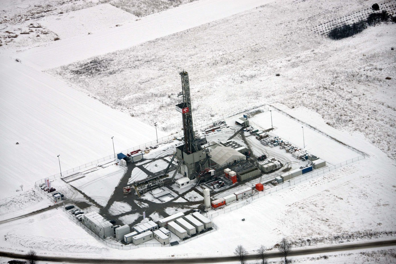 Na początku roku w Berejowie przeprowadzono pierwszy odwiert horyzontalny
