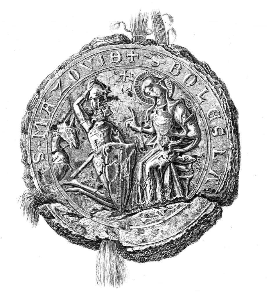Pieczęć Bolesława II