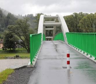 Pieniny. W Krościenku nad Dunajcem powstał nowa ścieżka dla rowerzystów
