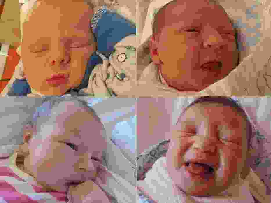 Przedstawiamy maluszki urodzone w naszych szpitalach