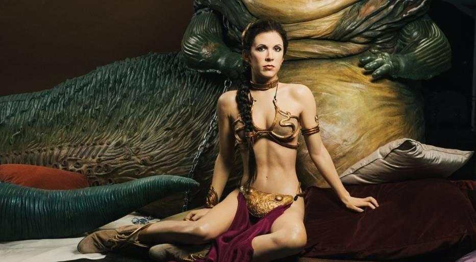 To była najpiękniejsza księżniczka w Gwiezdnych Wojnach. Zgadzacie się? [ZDJĘCIA]