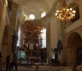 Zmieniamy Wielkopolskę. Remont kościoła garnizonowego w Kaliszu