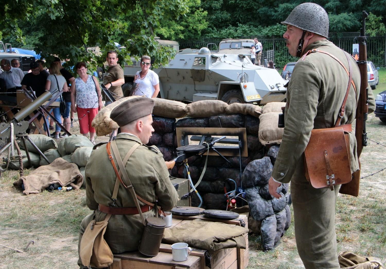 Piknik patriotyczny w Forcie Wielka Księża Góra w Grudziądzu