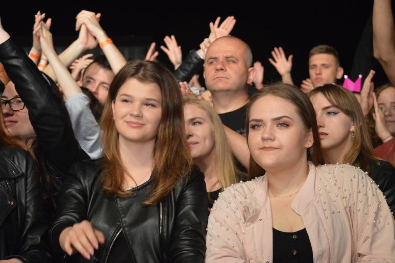 Koncert Krzysztofa Krawczyka w Białymstoku podczas Juwenalii 2019
