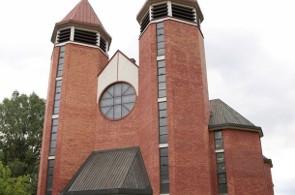 Kościół rzymskokatolicki bł. Anieli Salawy, Kraków, al. al. Kijowska 29, telefon i godziny mszy