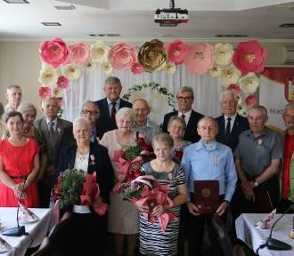 Skępe. Złote Gody świętowało dziesięć par. Jubileusz 50-lecia małżonków z gminy [zdję