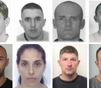 Poszukiwani w woj. śląskim za kradzieże rozbójnicze