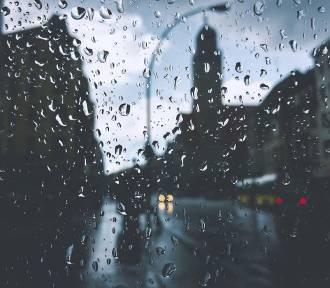 Uwaga! Wydano ostrzeżenie o silnych opadach deszczu!