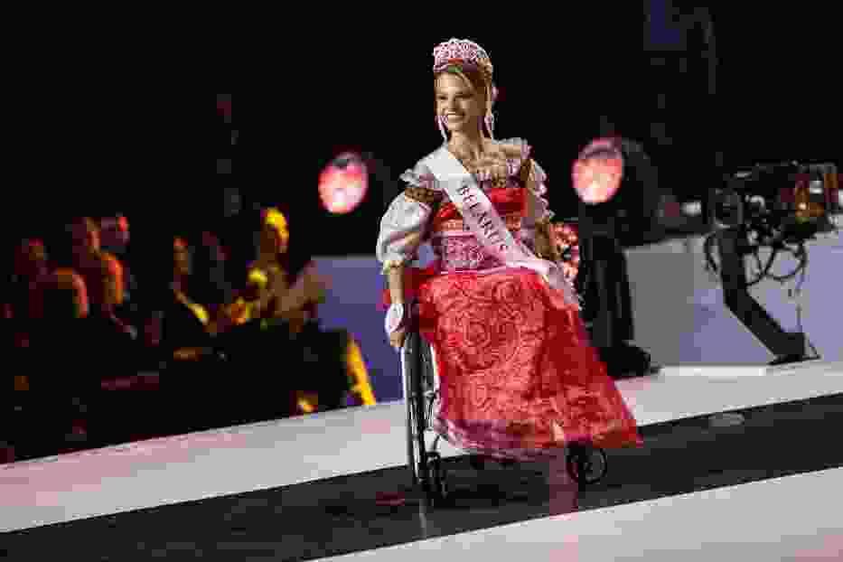 Miss została Aleksandra Cichikova z Białorusi,