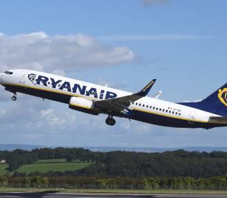 Strajk w Ryanair. Fala odwołanych lotów znów dosięgła Polskę