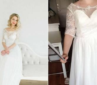 Suknie ślubne - oczekiwania vs rzeczywistość