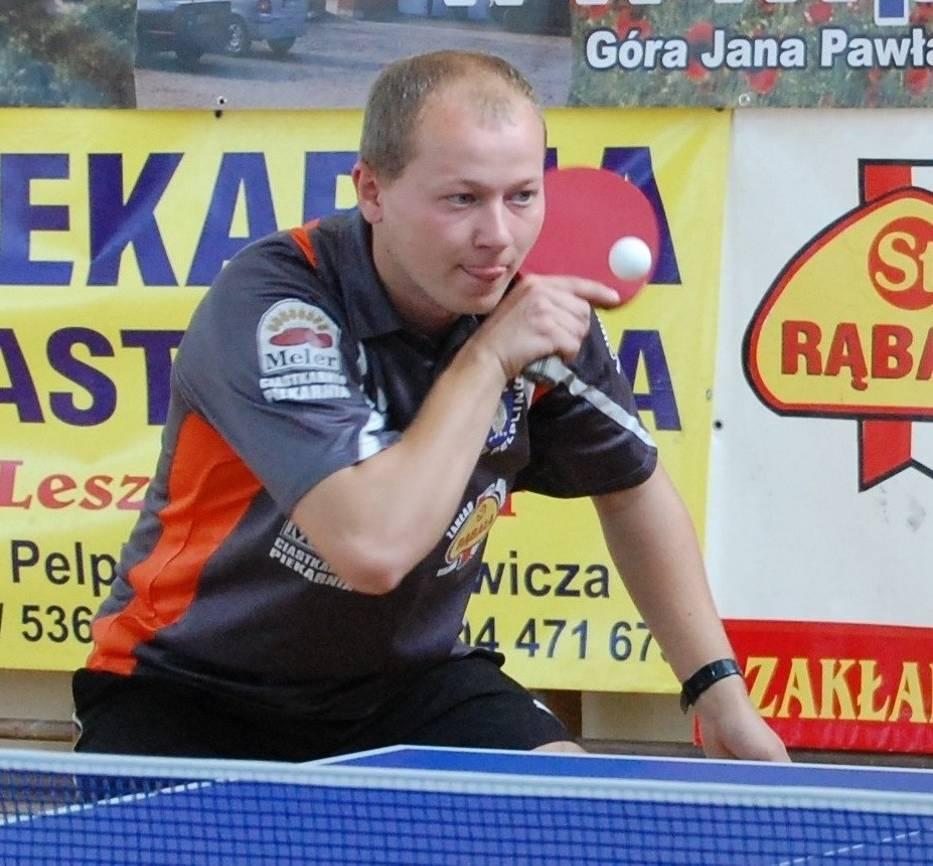 Bartosz Zabrocki i jego koledzy z Rąbały Melera ograli torunian
