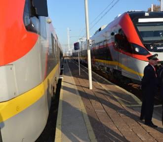 Pociągi ŁKA będą jeździć już od poniedziałku podwojonym składem