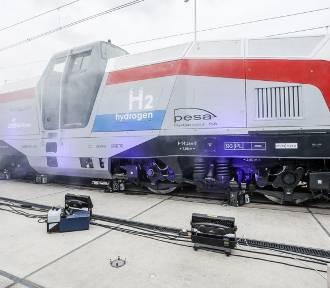 Wodorowe pociągi i nowe technologie w kolejnictwie na targach TRAKO