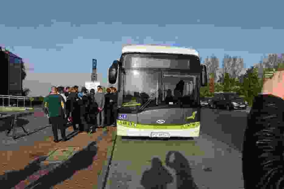 W marcu 2015 roku w Zielonej Górze odbyły się testy nowych autobusów elektrycznych skoda elektric solaris