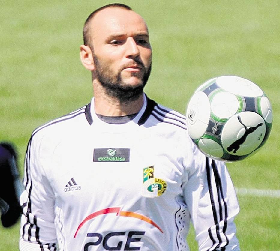 Mariusz Ujek jest zdrowy i może z powodzeniem grać w piłkę